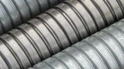 Gaine flexible métallique